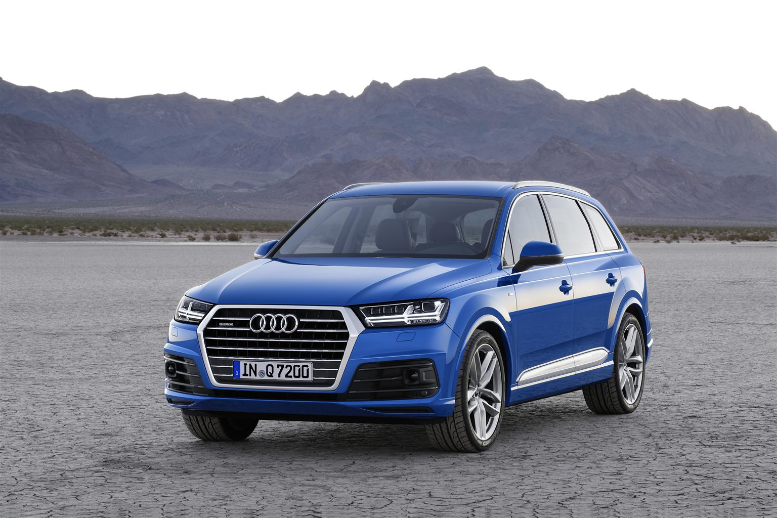 La nuova Audi Q7 Sportività, efficienza e comfort ai massimi livelli - image 002284-000021706 on http://auto.motori.net