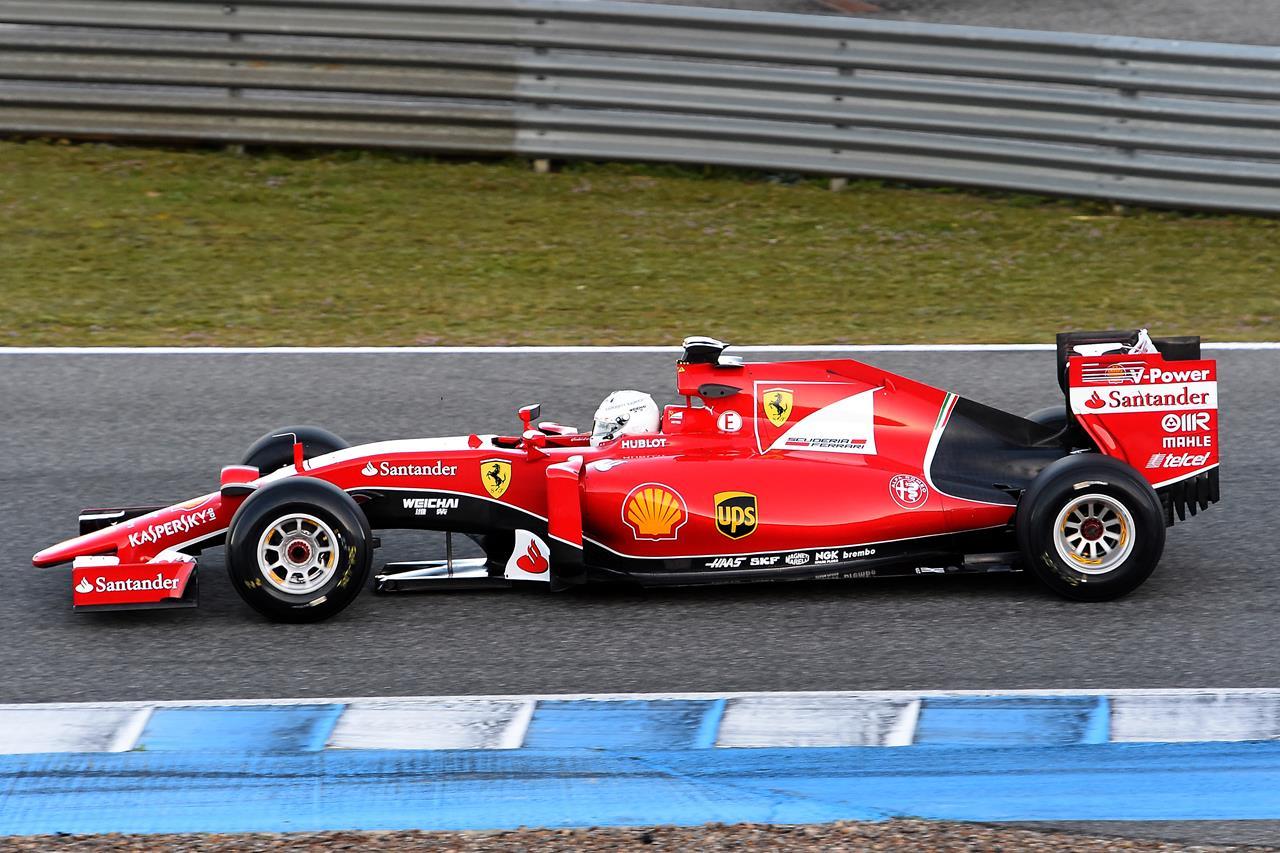 Ferrari, Formula 1 - Primo giorno di test a Jerez - image 003401-000032405 on http://auto.motori.net