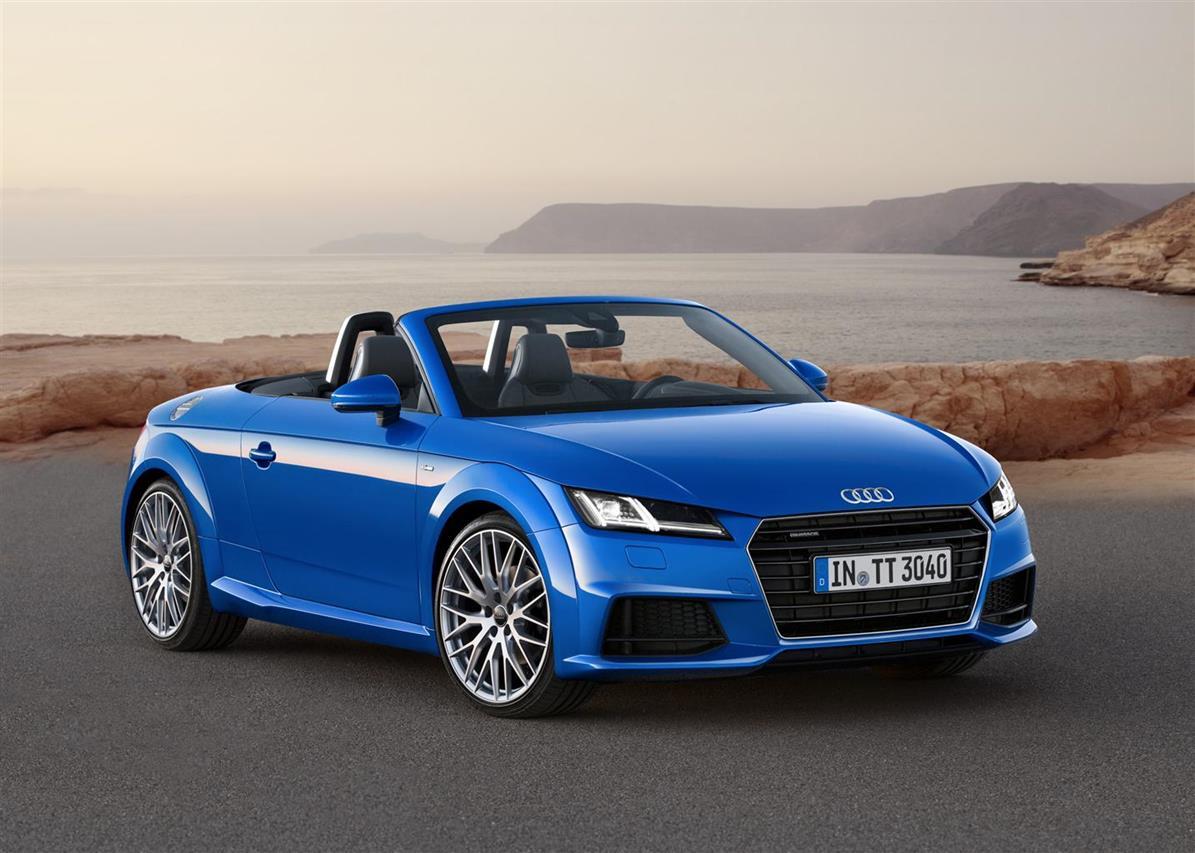 Le nuove Audi TT Roadster e TTS Roadster - Un high-tech che emoziona - image 003431-000032519 on http://auto.motori.net