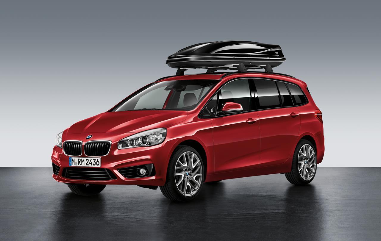La nuova BMW Serie 2 Gran Tourer - image 003455-000032686 on http://auto.motori.net