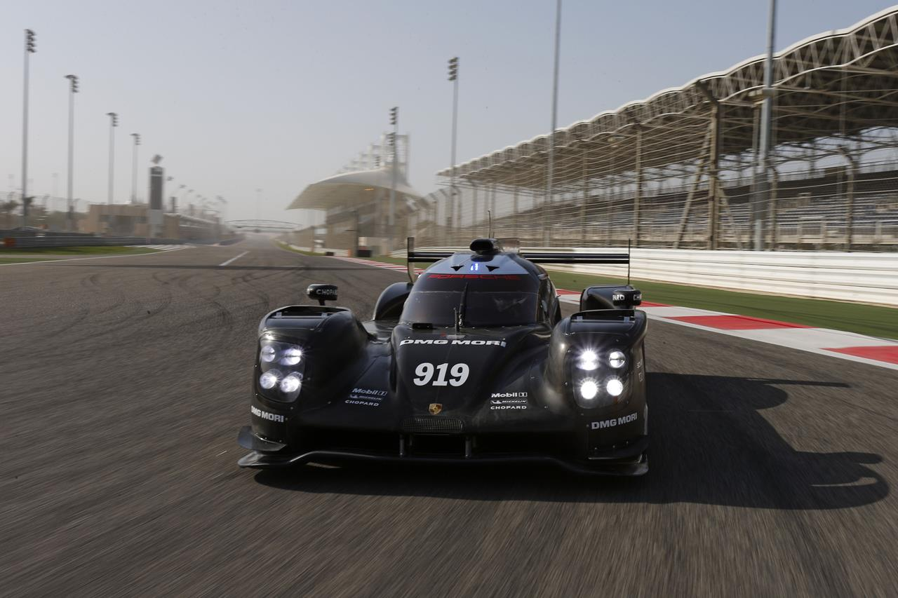 Campionato mondiale WEC: la Porsche 919 Hybrid - image 003501-000032991 on http://auto.motori.net