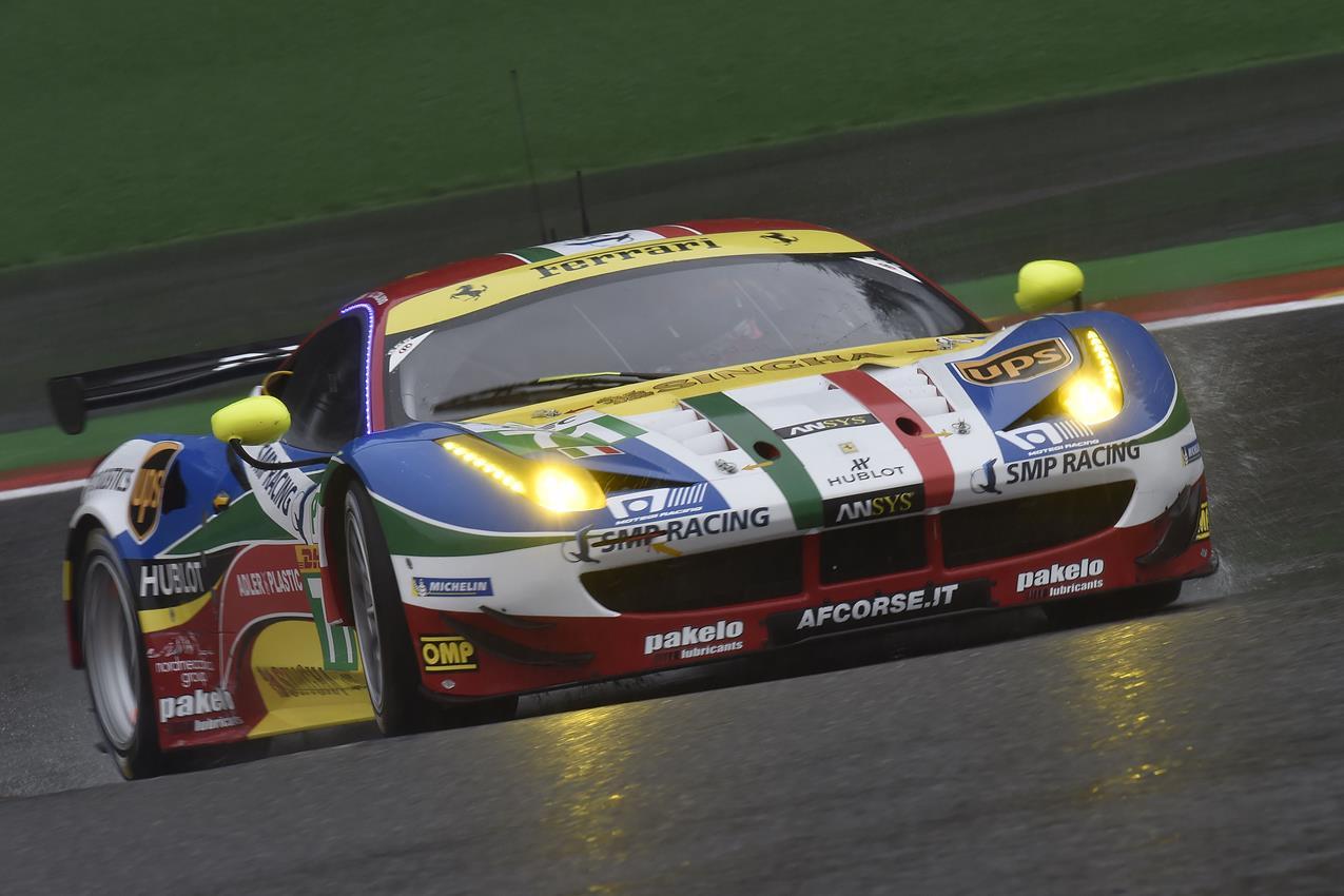 Ferrari, WEC: Bruni e Vilander rovinati da una penalità - image 005872-000046833 on http://auto.motori.net