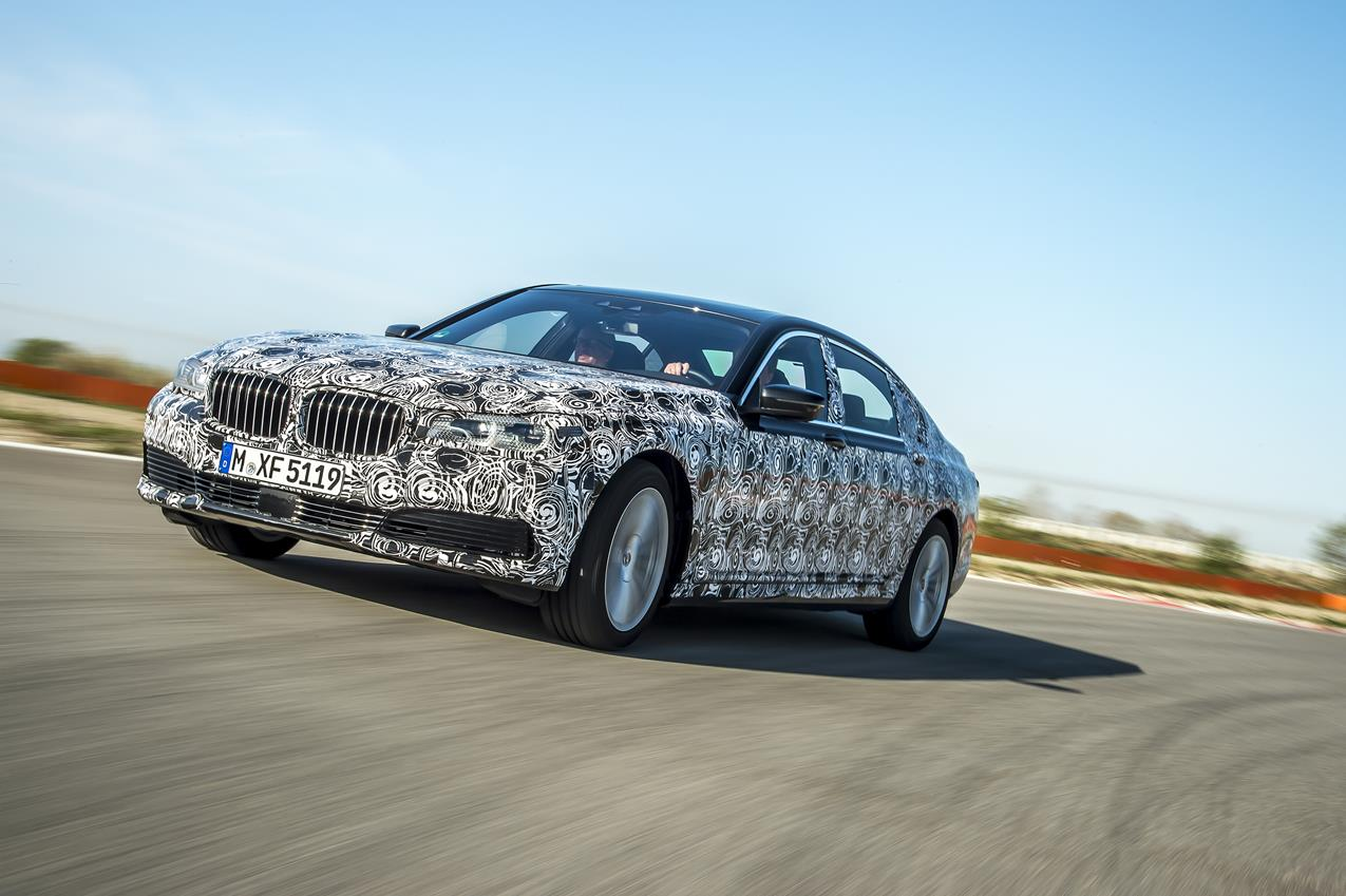 Nuova BMW Serie 7 PreDrive Miramas: tecnologia ed innovazione - image 005878-000046843 on http://auto.motori.net