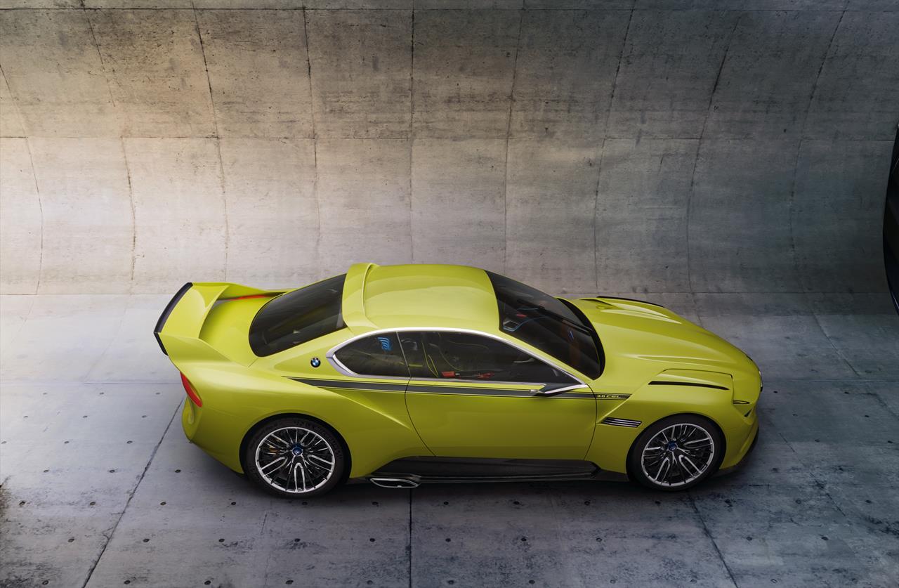 BMW 3.0 CSL Hommage: una sportiva di classe - image 005941-000047430 on http://auto.motori.net