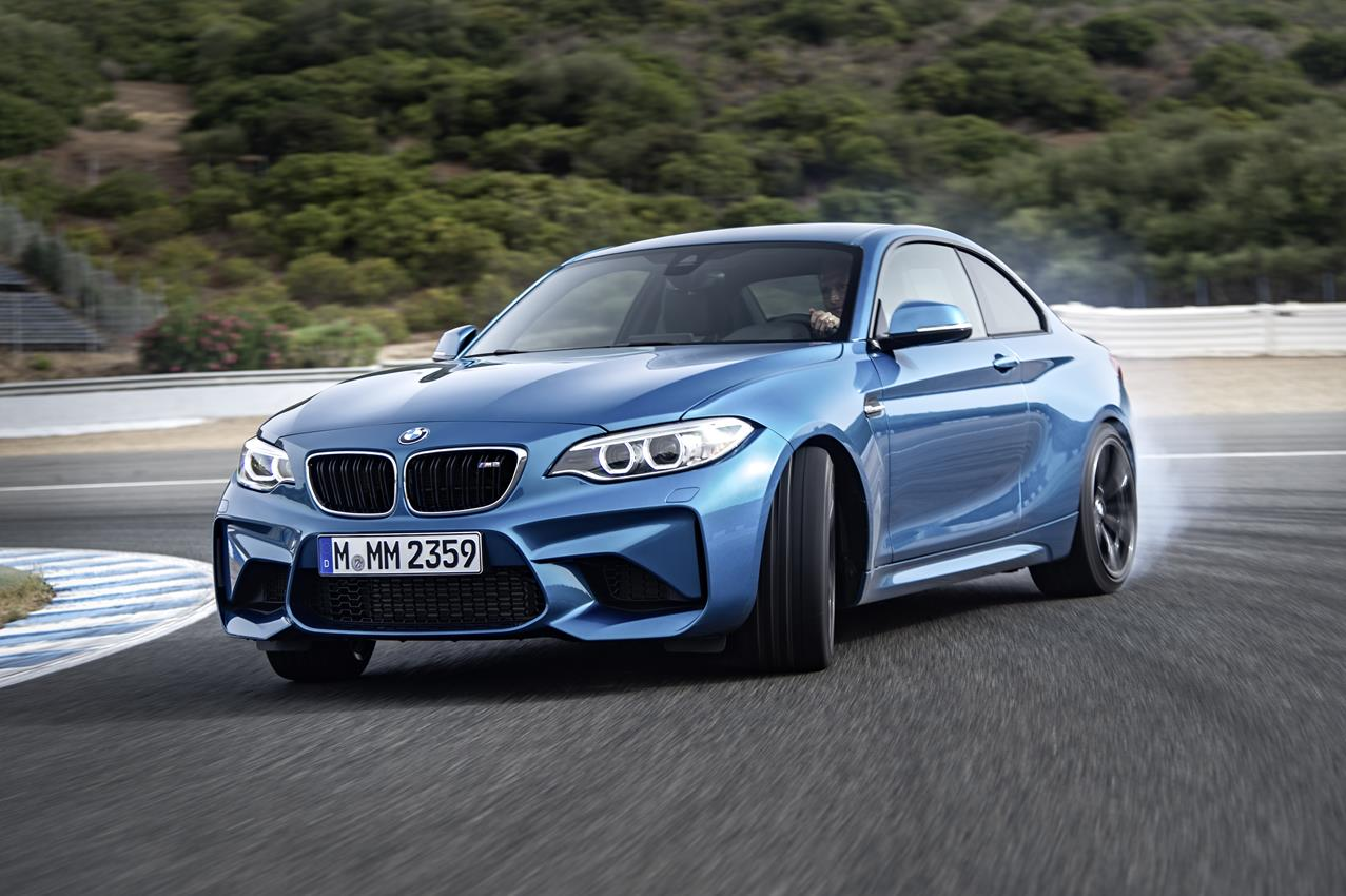 La nuova BMW M2 coupé - image 012316-000110255 on http://auto.motori.net