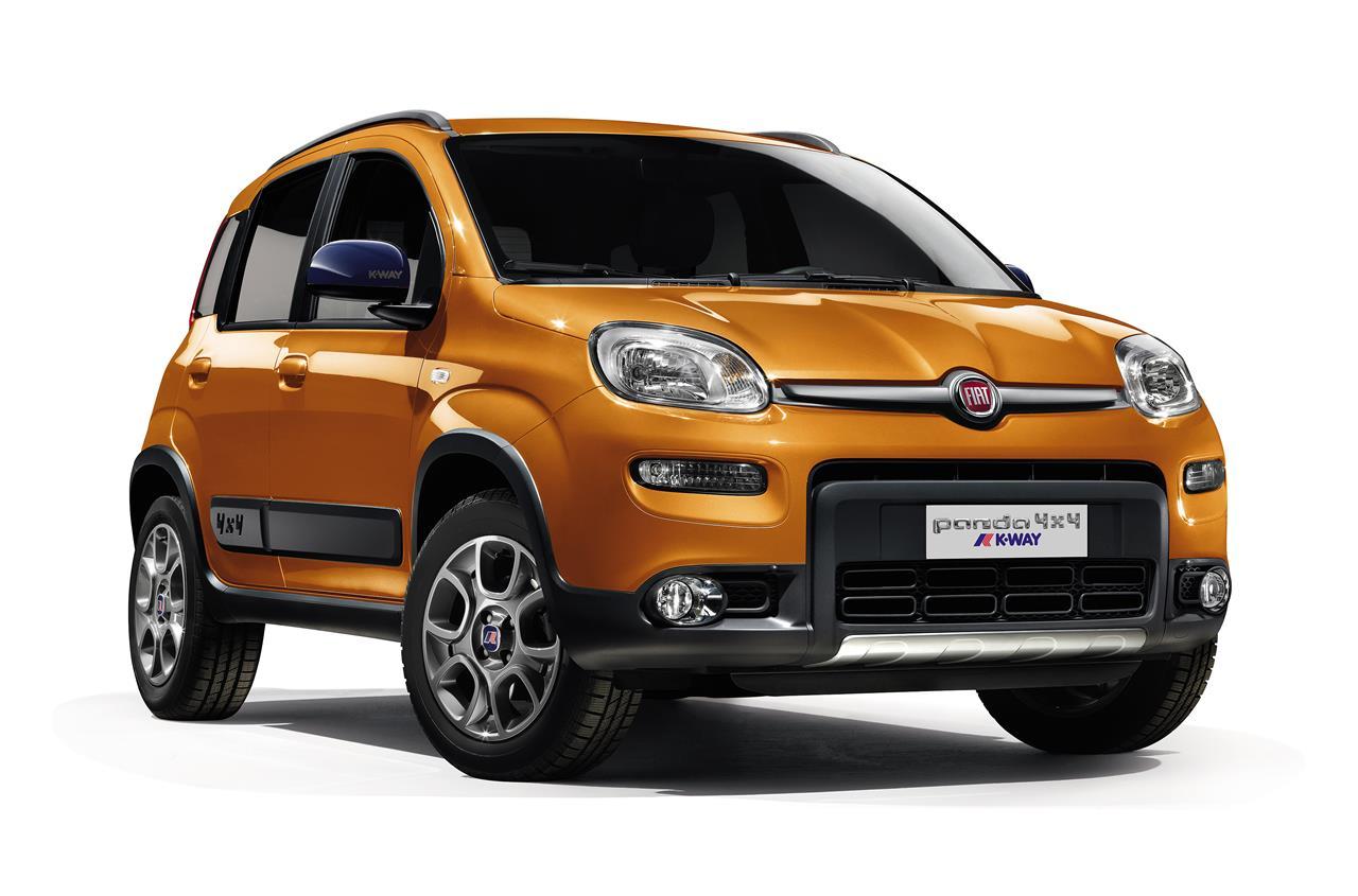 Esordio italiano della nuova Fiat Panda 4x4 K-Way - image 013331-000120543 on http://auto.motori.net