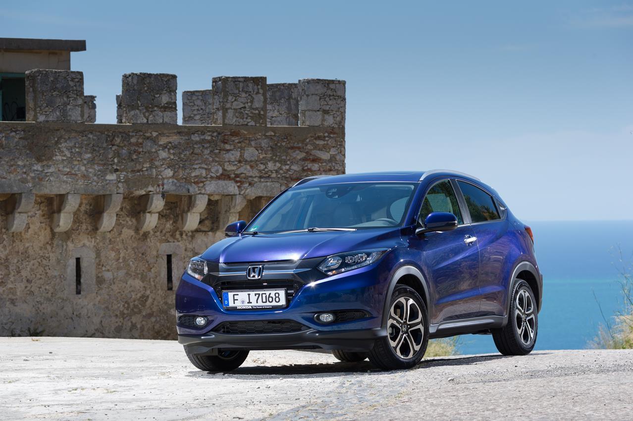 Honda HR-V e Jazz: 5 stelle Euro NCAP per la sicurezza totale - image 013374-000120781 on http://auto.motori.net