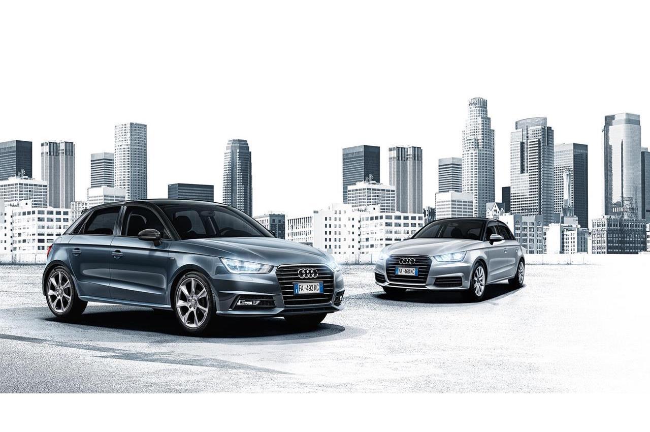 Audi A1 1.0 TFSI: