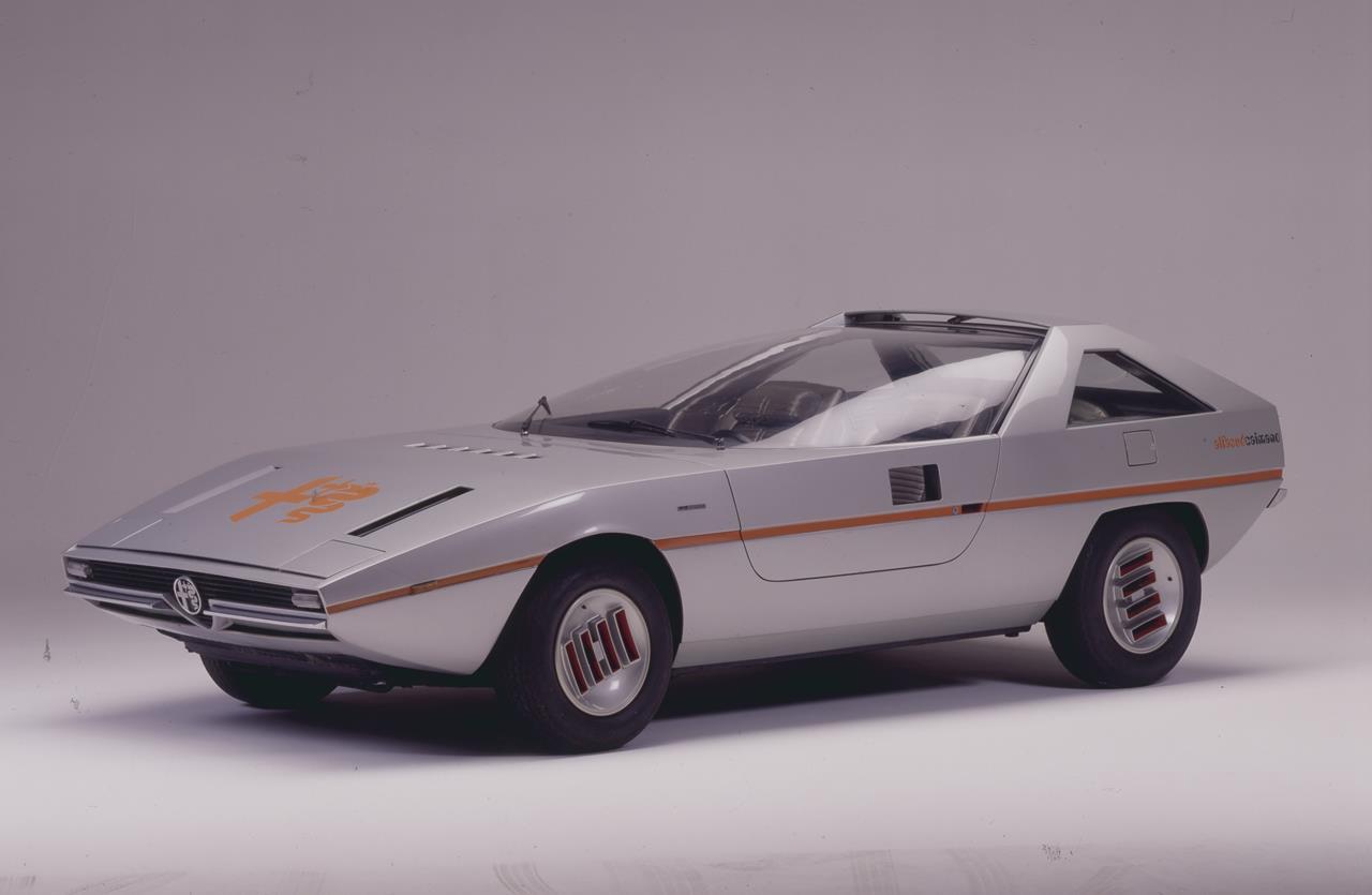 Alfa Romeo al Bremen Classic Motorshow - image 016545-000151755 on http://auto.motori.net