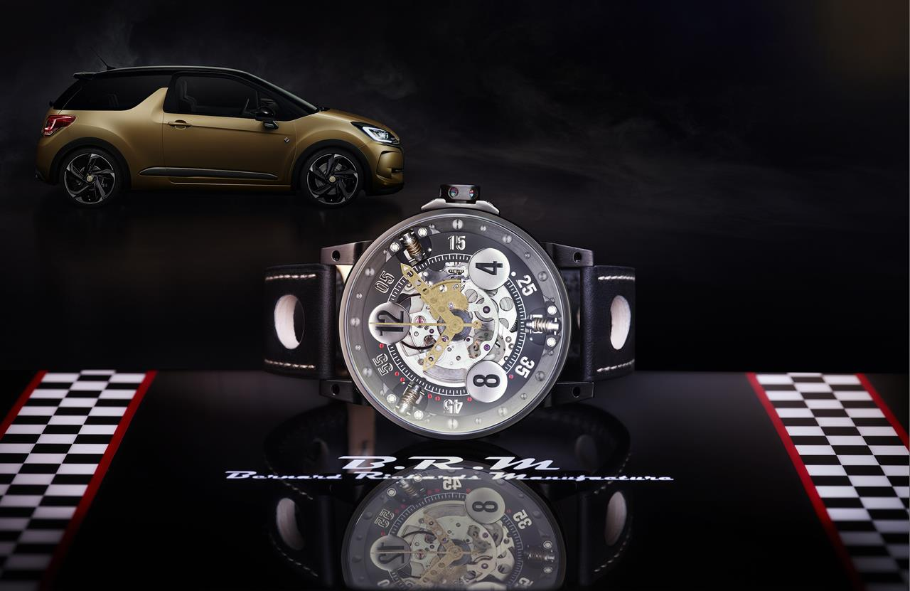 DS 3 Performance BRM Chronographes - image 019642-000182562 on http://auto.motori.net