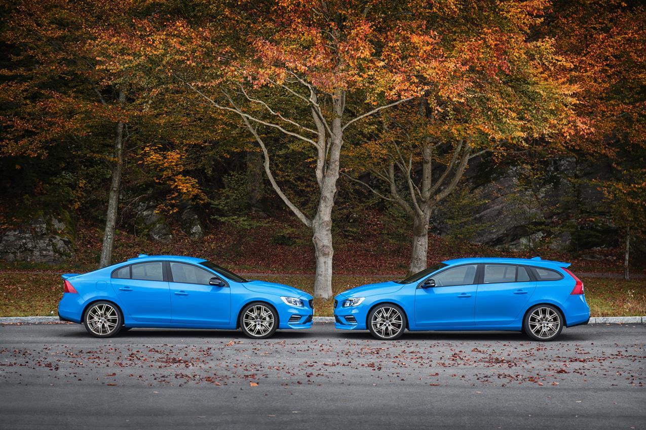 Disponibile la nuova Volvo S60 e V60 Polestar con motore da 367 CV - image 020670-000192673 on http://auto.motori.net