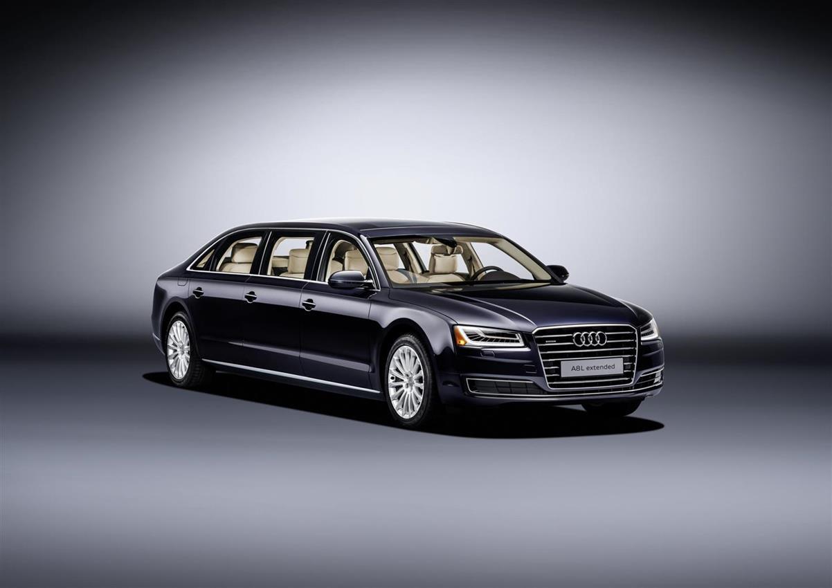 Esclusività su misura: Audi A8 L extended - image 020695-000192803 on http://auto.motori.net