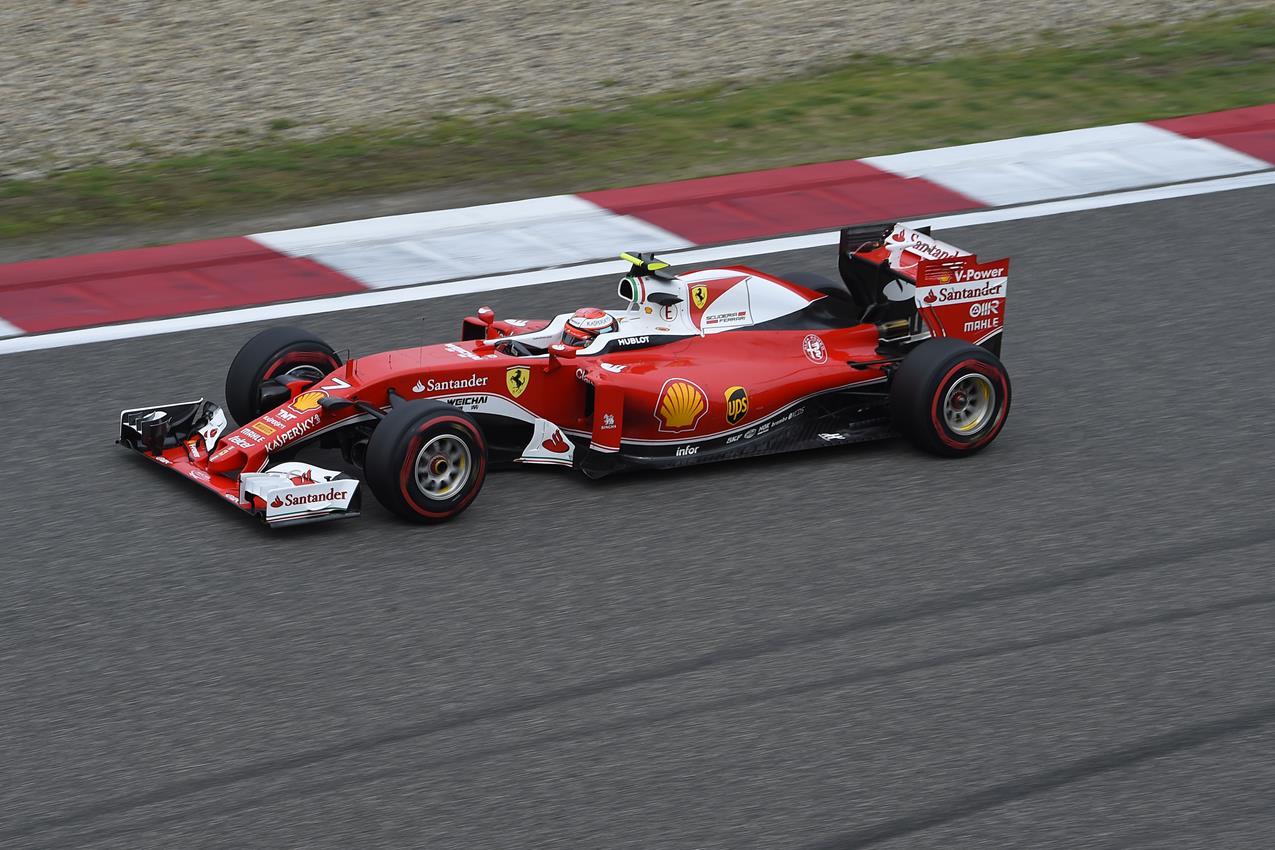 Gran Premio della Cina: Ferrari sul podio con Vettel, Raikkonen quinto - image 021703-000202938 on http://auto.motori.net