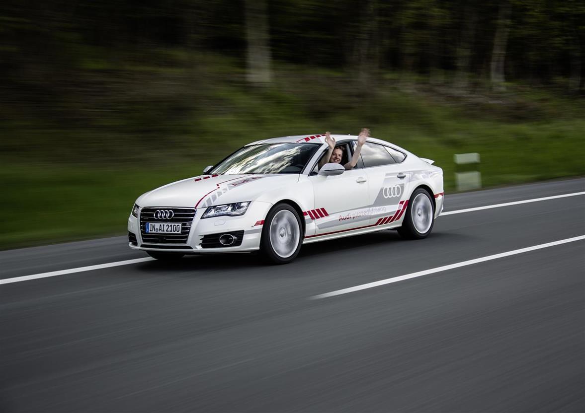 Audi A7 concept