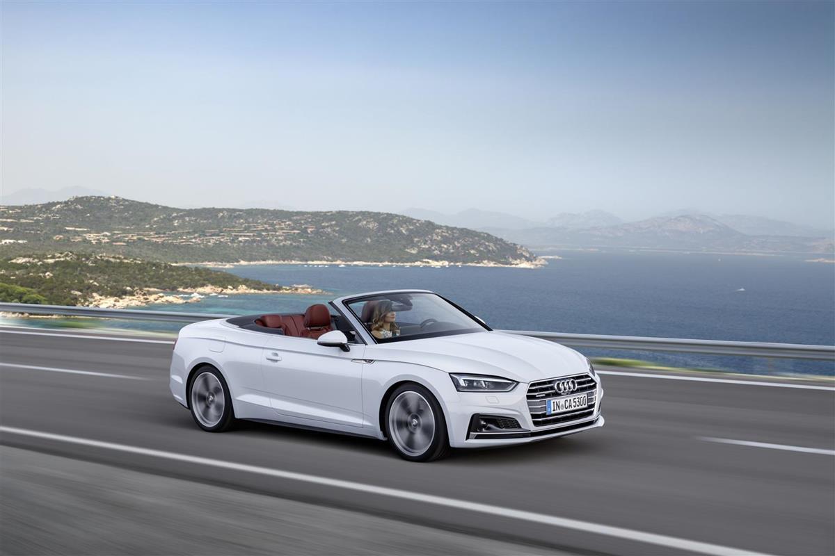 Nuova Audi A5 e S5 Cabriolet - image 022279-000206316 on http://auto.motori.net