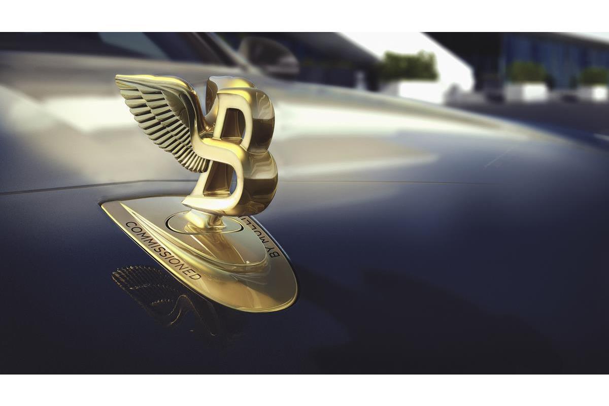 Beltley Mulsanne Hallmark: soli 50 esemplari disponibili nelle versioni argento e oro - image 022287-000206350 on http://auto.motori.net