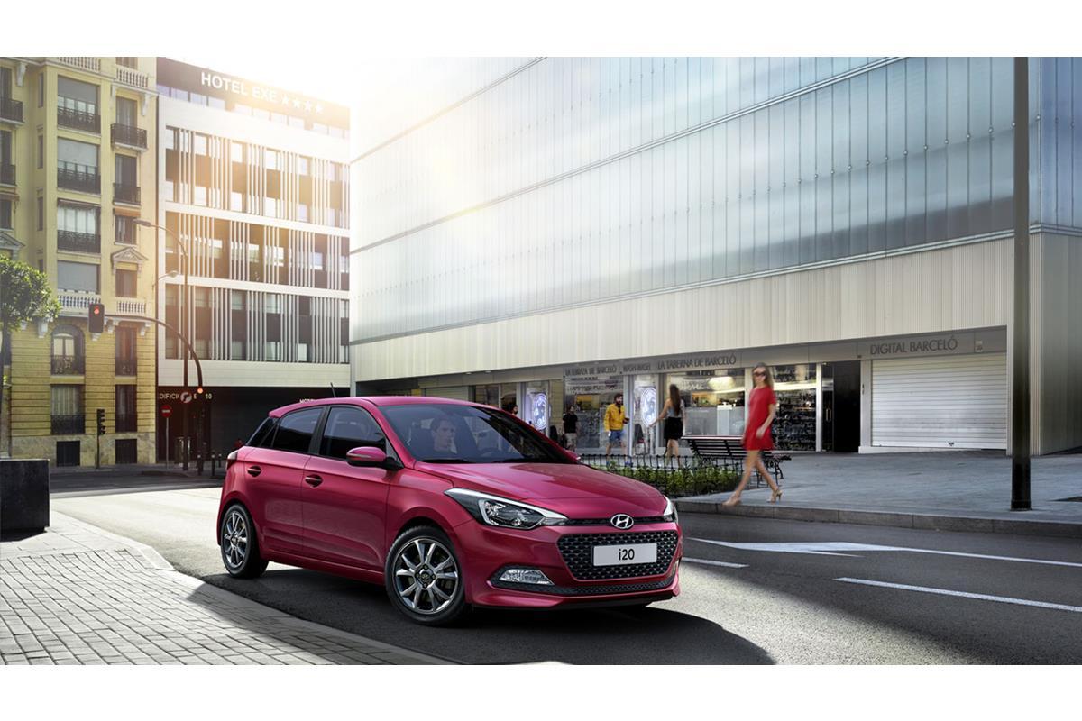 Hyundai rinnova la gamma i20 - image 022409-000207118 on http://auto.motori.net