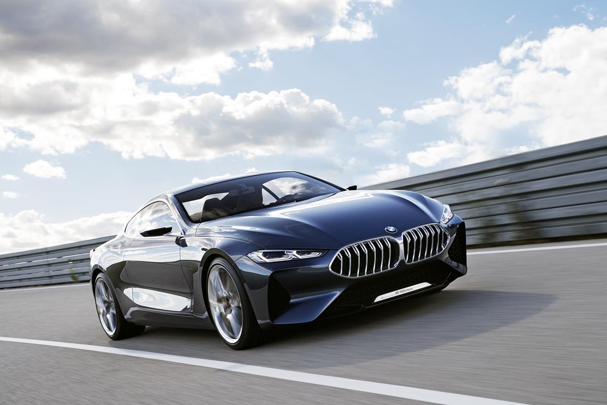 BMW Serie 8 Concept: alla vigilia del Concorso d'Eleganza di Villa d'Este - image 022445-000207366 on http://auto.motori.net