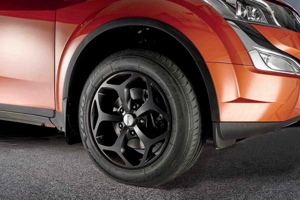 Pneumatici Toyo Tires per il nuovo Mahindra XUV500 W10 - image 022503-000207799 on http://auto.motori.net