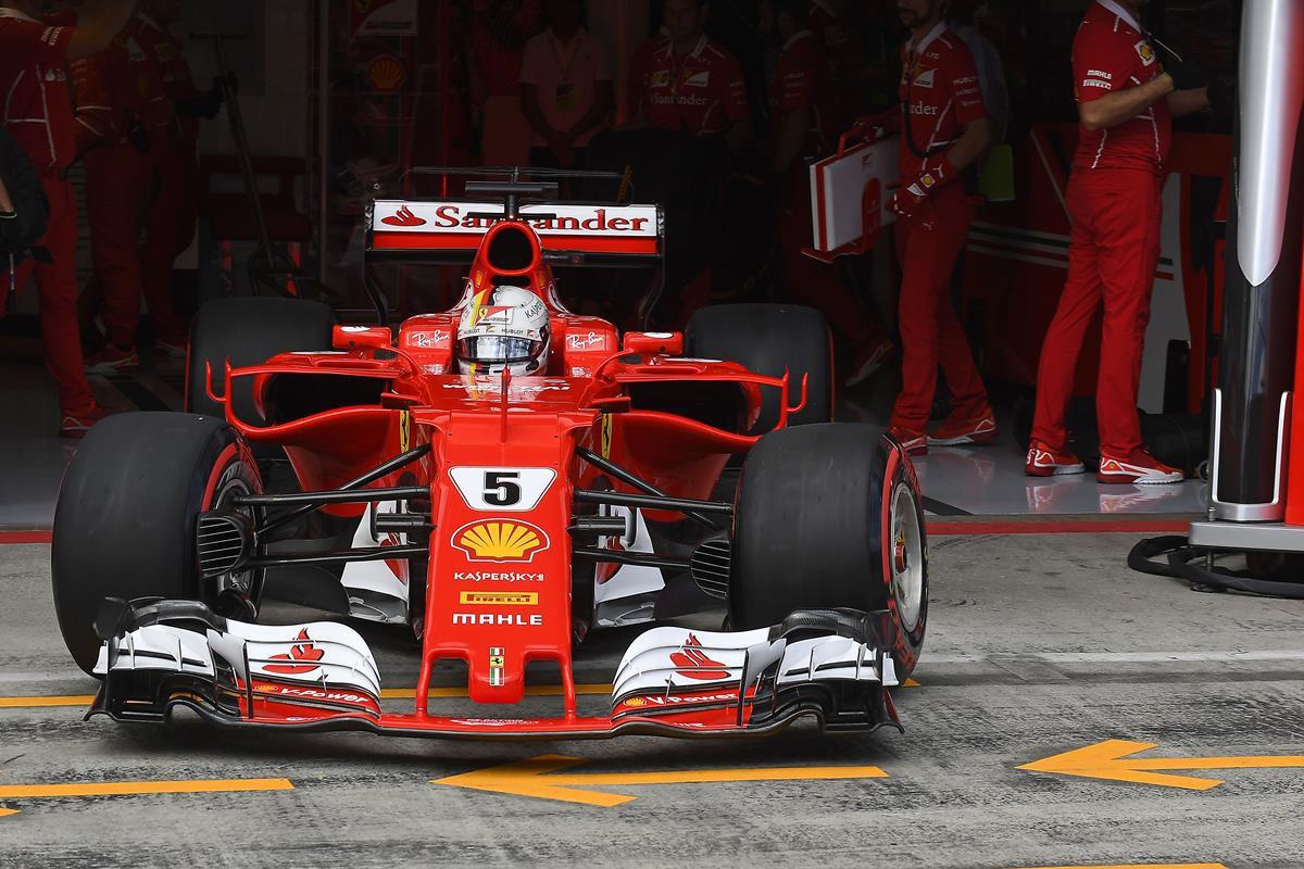 Ferrari al GP d'Australia: secondo posto che vale oro - image 022523-000207861 on http://auto.motori.net