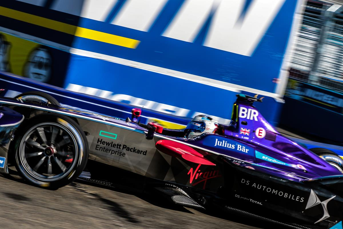 ePrix New York Formula E