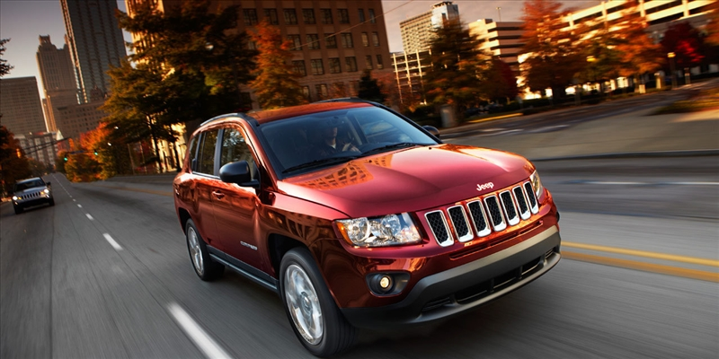 Libretto d'Uso e Manutenzione Jeep Compass SUV 2014 - image 28673_1_big on http://auto.motori.net