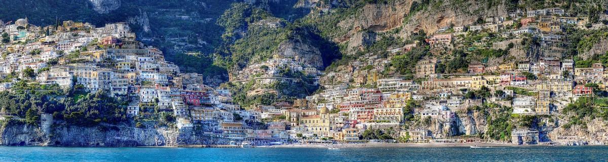 La Costiera Amalfitana in auto elettrica