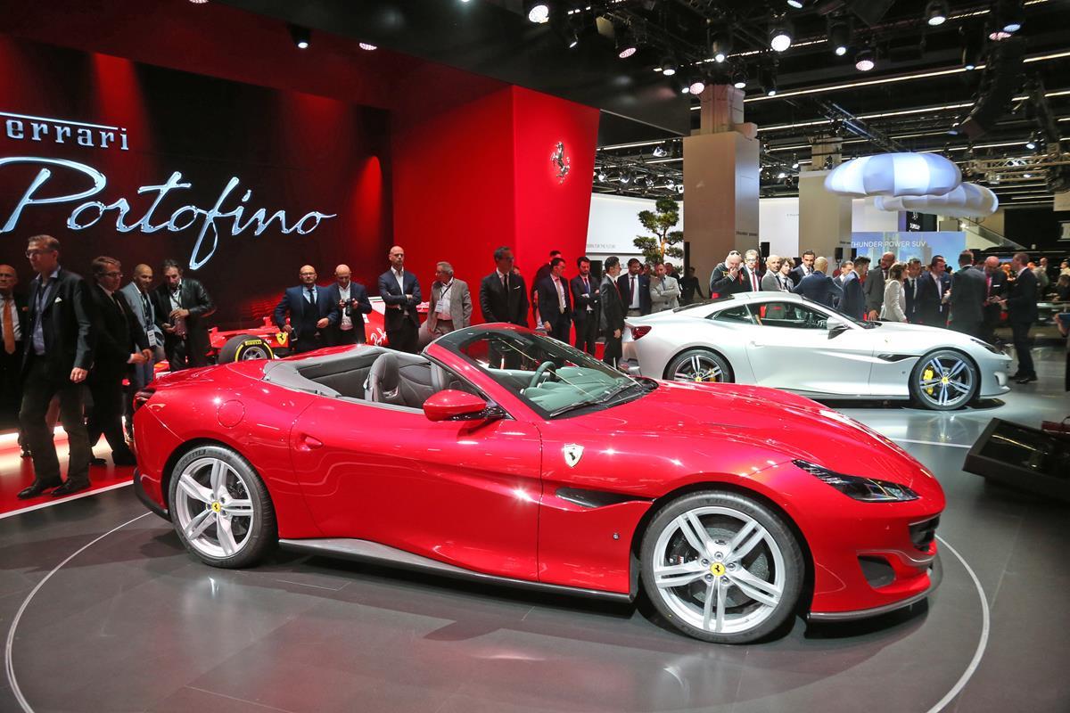 La nuova Ferrari Portofino a Francoforte - image 170866_francoforte_unveiling_portofino026 on http://auto.motori.net