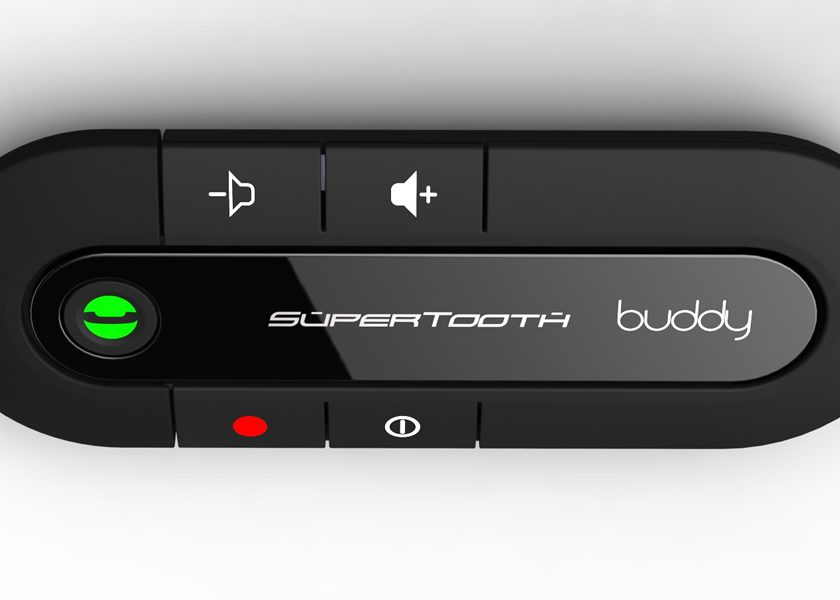 SuperTooth Buddy Kit vivavoce Bluetooth per auto a 39,90 Euro