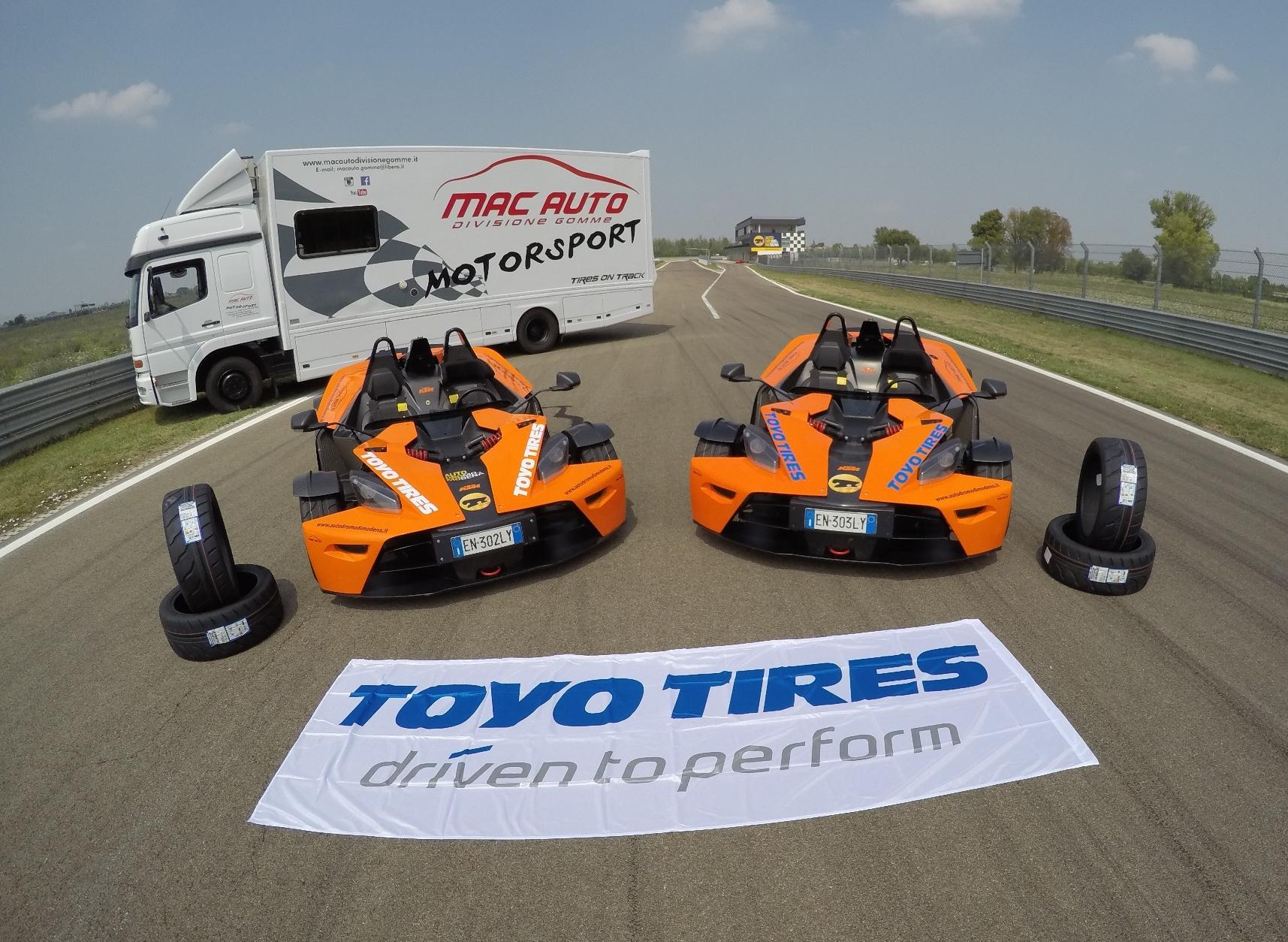 Come scegliere gli pneumatici invernali - image MAC-Auto-AUtodromo-Modena on http://auto.motori.net