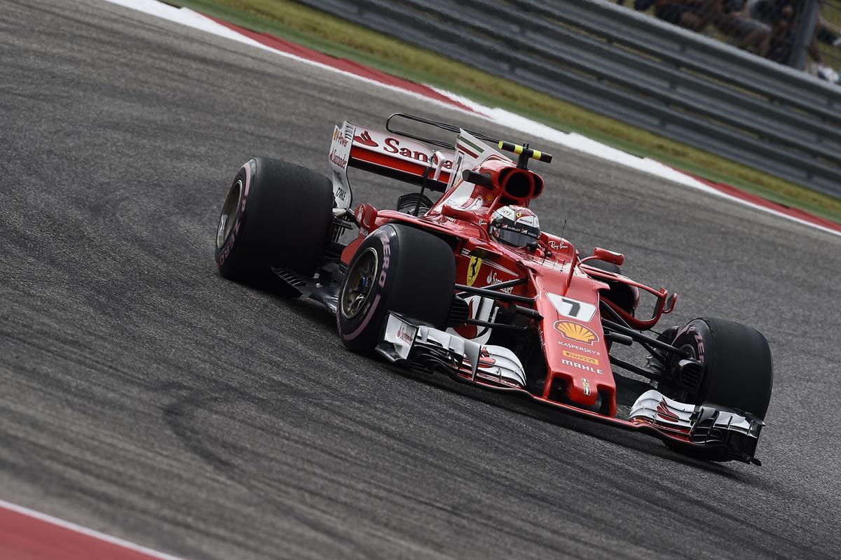 Formula 1: Hamilton vince il GP USA a Austin, Vettel 2°, Raikkonen 3°