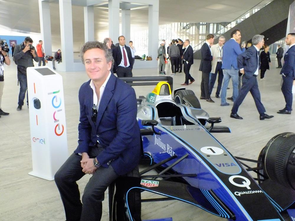 Da Dicembre tutta la Formula E su Italia 1