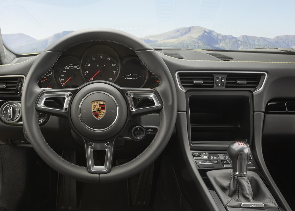 La nuova Porsche 911 Carrera T - image P17_0870_a5_rgb on http://auto.motori.net