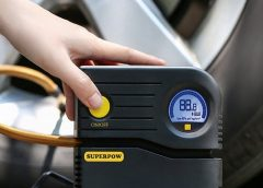 Superpow compressore aria portatile – recensione e prezzo