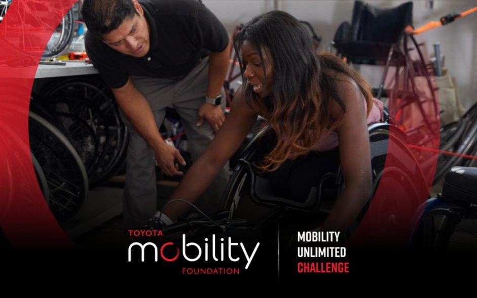 Toyota lancia la Mobility Unlimited Challenge