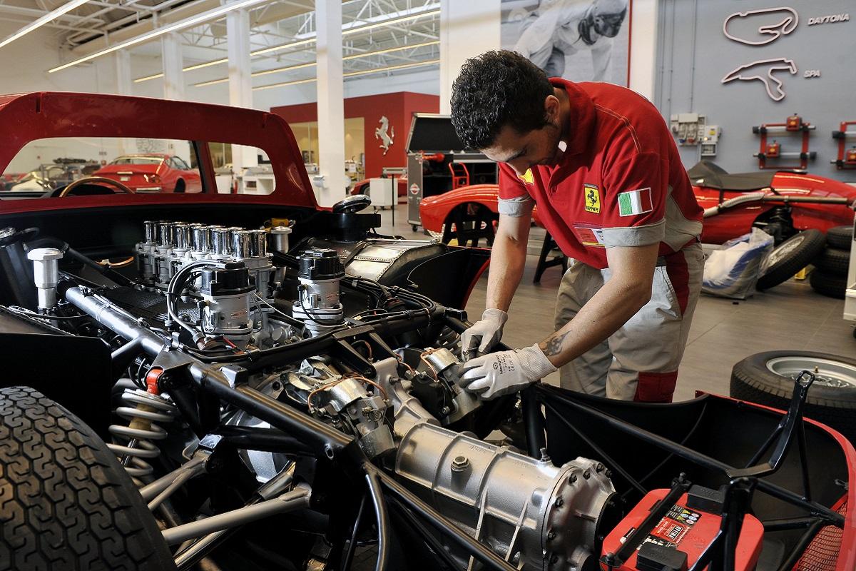 Ferrari Classiche sceglie Milano AutoClassica 2017