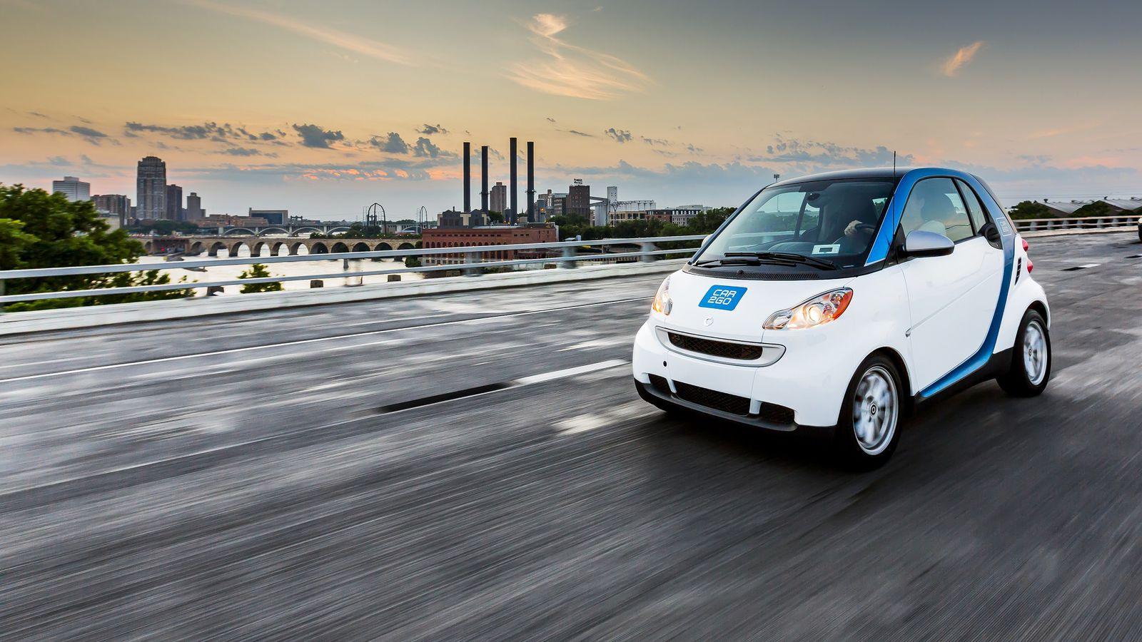 Hyundai Kona debutta con un interessante concorso - image car2go-1 on http://auto.motori.net