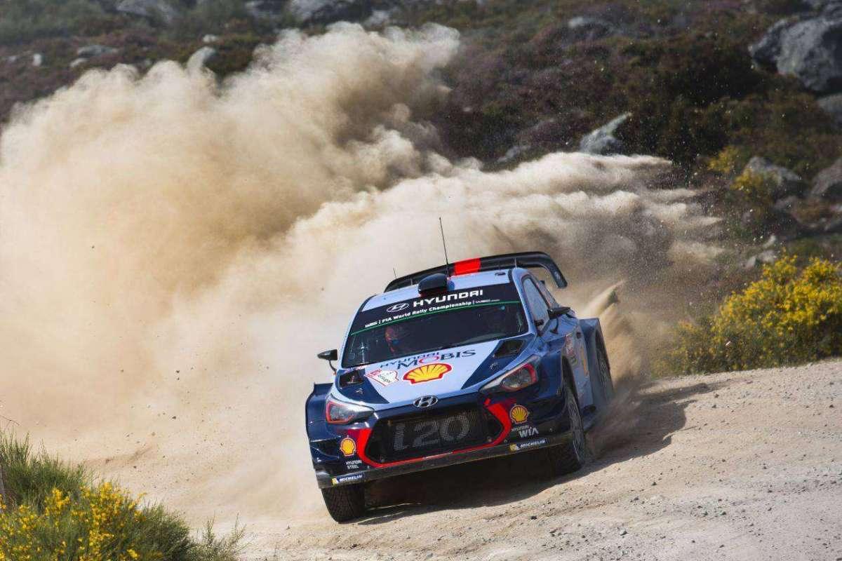 Mondiale Rally 2017: quarto successo e record di vittorie per Hyundai - image rally-portogallo-2017-hyundai-i20-wrc-3 on http://auto.motori.net