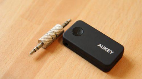 AUKEY Ricevitore Bluetooth per auto - recensione e prezzo