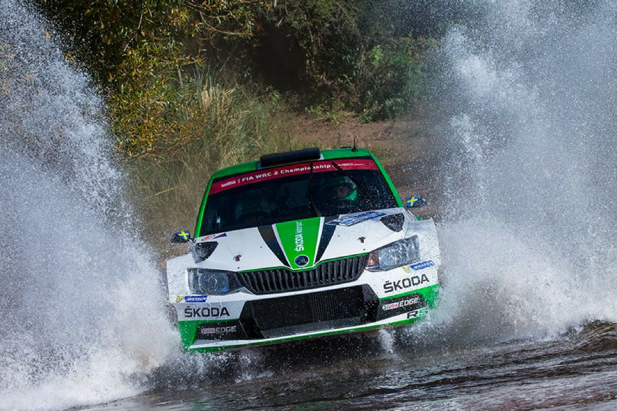 ŠKODA conquista il Titolo Mondiale Rally 2017 con la speciale Fabia R5 edition