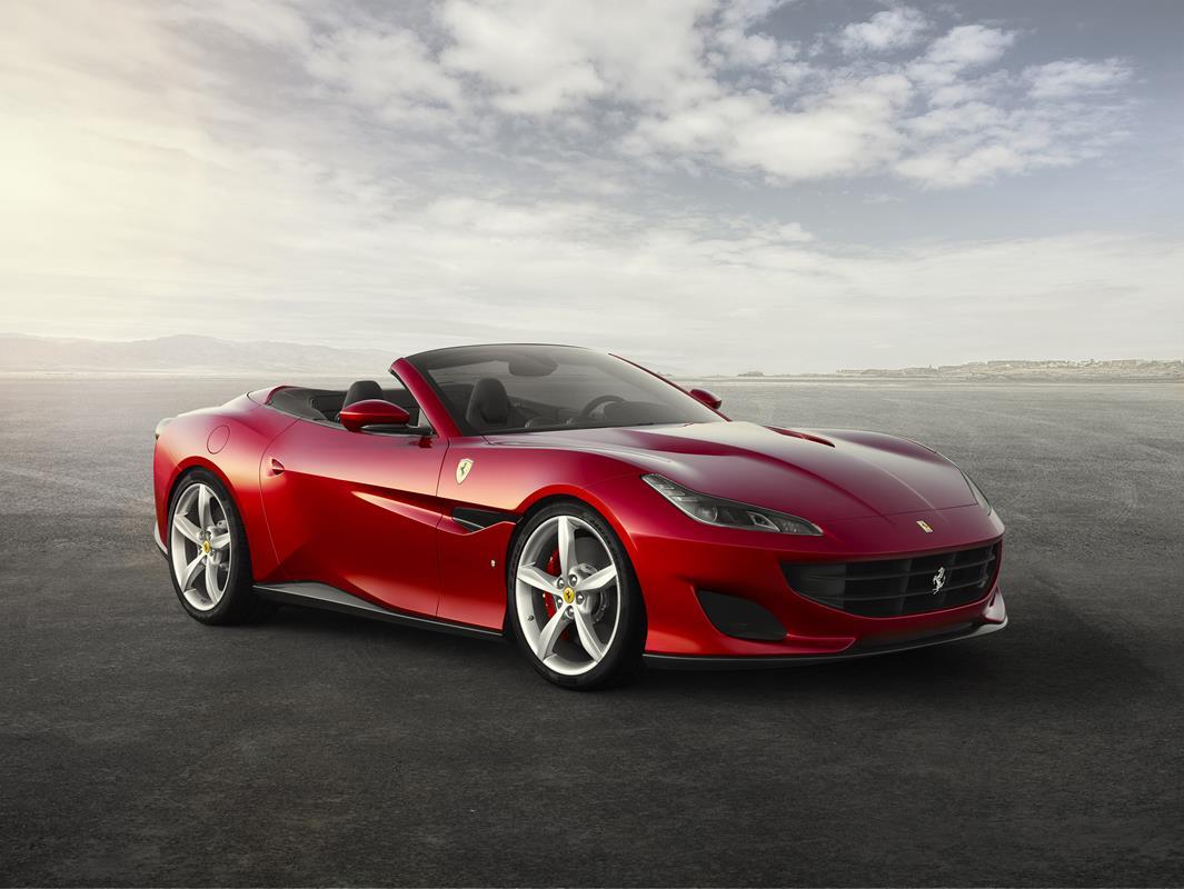 Da Madrid a Roma il più grande salone dell'auto usata - image 170577-ferrari-portofino-new on http://auto.motori.net