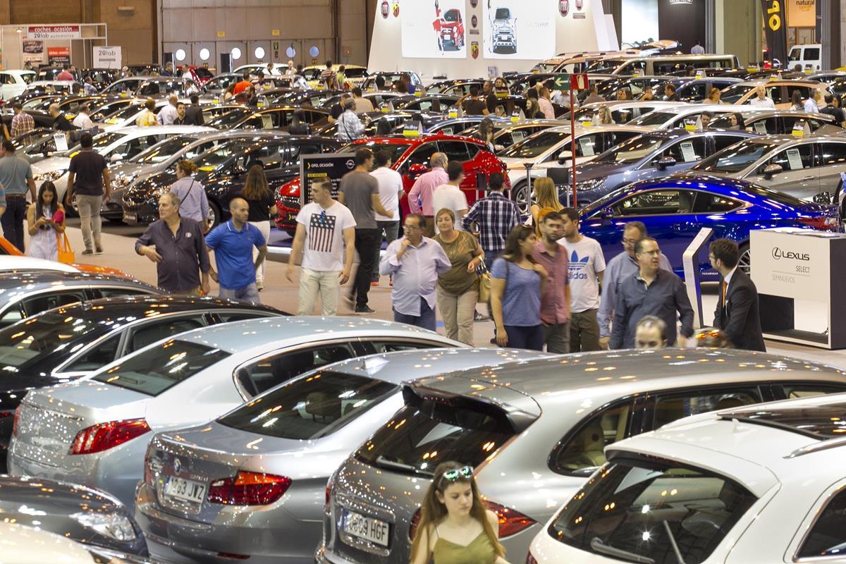 Da Madrid a Roma il più grande salone dell'auto usata - image foto1 on http://auto.motori.net