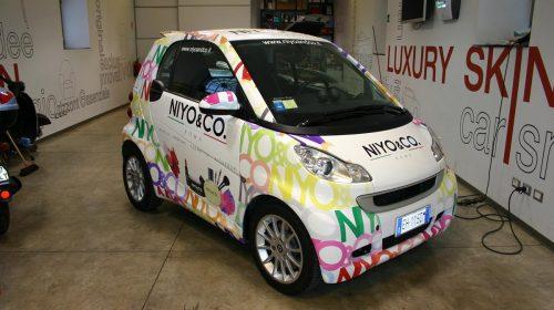 Le pellicole magiche del car wrapping - image Smart-500x280 on http://auto.motori.net