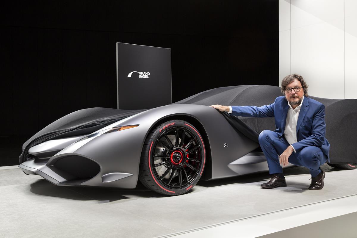 """Una speciale 370Z: per i 50 anni di """"Z-car"""" - image 2_Grand-Basel_Andrea_Zagato_IsoRivolta on http://auto.motori.net"""