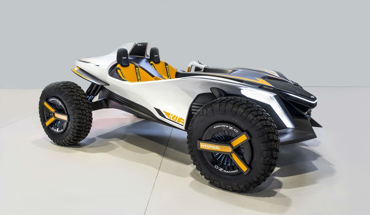 "Una speciale 370Z: per i 50 anni di ""Z-car"" - image IED-Hyundai-Kite_1 on http://auto.motori.net"
