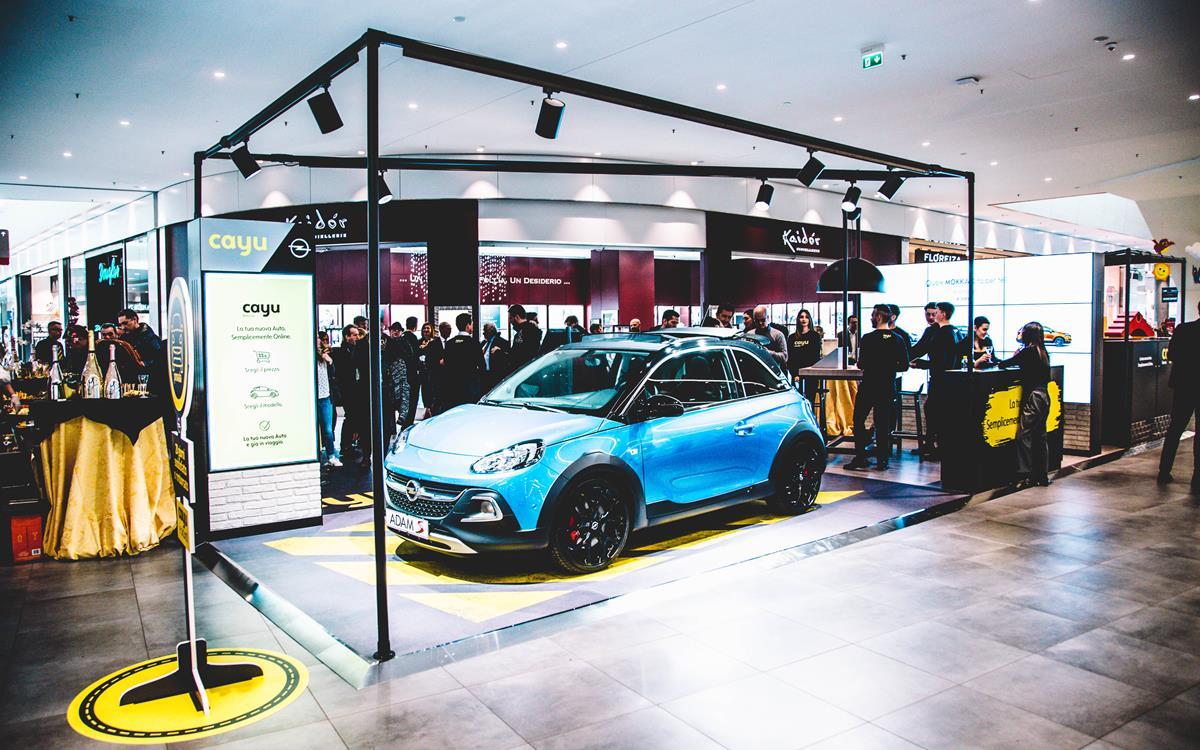 I pneumatici Continental vincono il test allrad di AutoBild - image Opel-CAYU-Store-Italia-502461 on http://auto.motori.net