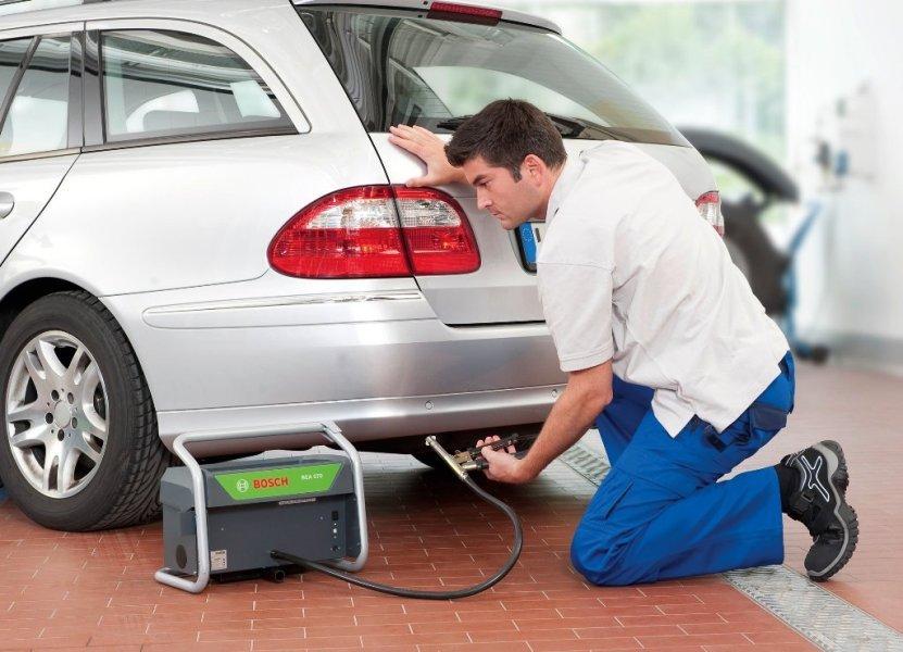 I pneumatici Continental vincono il test allrad di AutoBild - image controllo-scarico on http://auto.motori.net