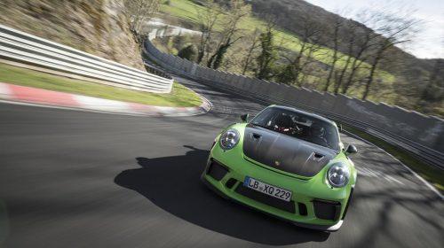 """La nuova 911 GT3 RS sfida l'""""Inferno verde"""" stabilendo un tempo di 6:56.4 minuti - image P18_0415_a4_rgb-500x280 on http://auto.motori.net"""