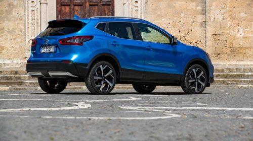 Su Nissan Qashqai arriva ProPILOT - image Nissan-Qashqai_08_v1_current-500x280 on http://auto.motori.net