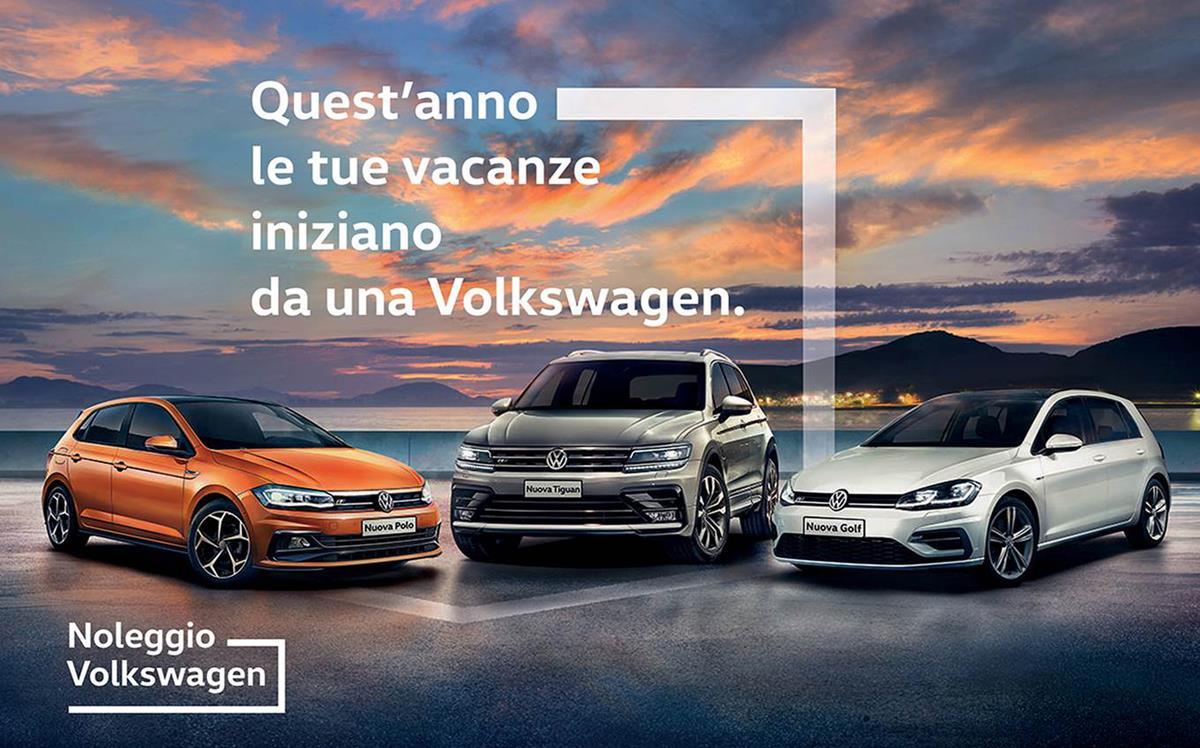 Noleggio Volkswagen, tutto incluso senza pensieri - image Noleggio-Volkswagen on http://auto.motori.net